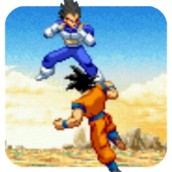 Saiyan Goku Fight Boy v1.0.3 Mod Apk Unlimited Money