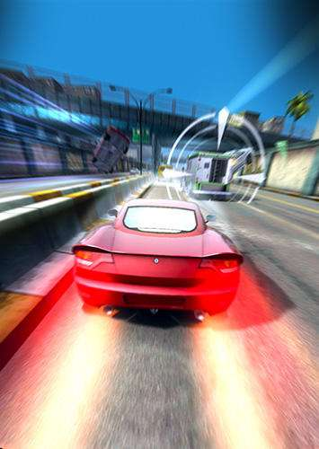 Highway getaway: Chase TV Android 1.0.1 Full Español
