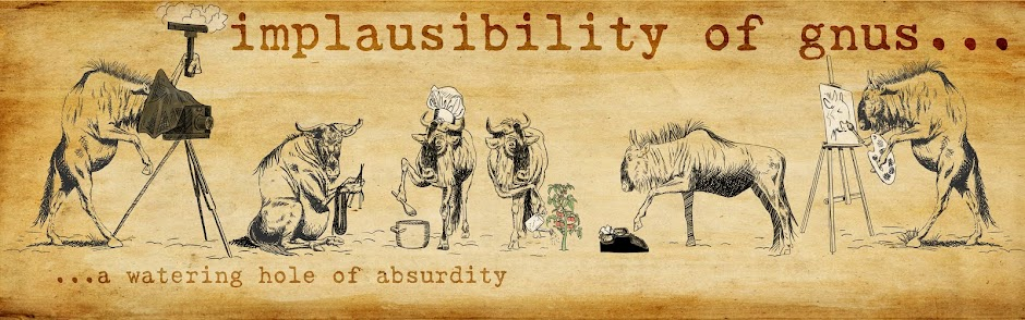 implausibility of gnus
