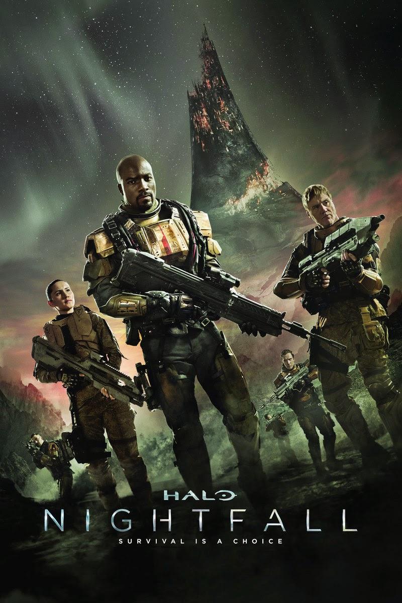 DVD Review: Halo: Nightfall