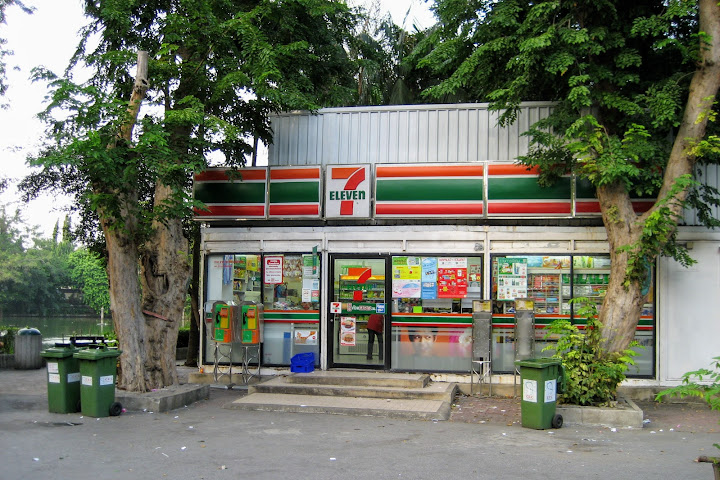 7-Eleven — blessing or curse for Thailand — Satang.info