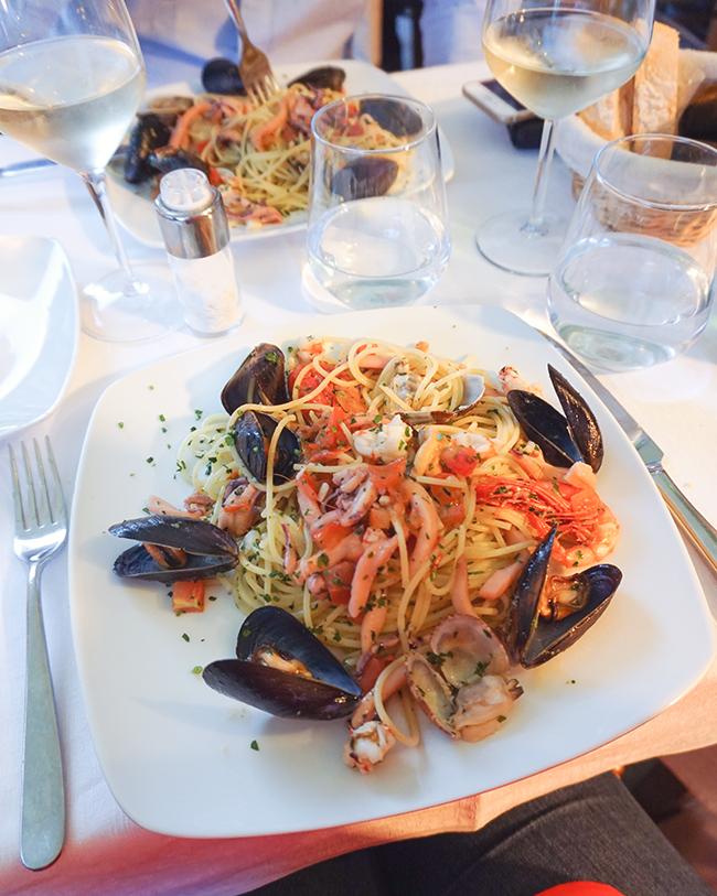 Ristorante Da I Gemelli, Portofino, Italy