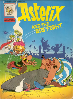 Download free ebook Asterix and the Big Fight pdf