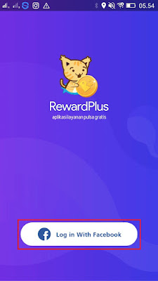 Cara Mendapatkan pulsa gratis dari Apk Reward Plus