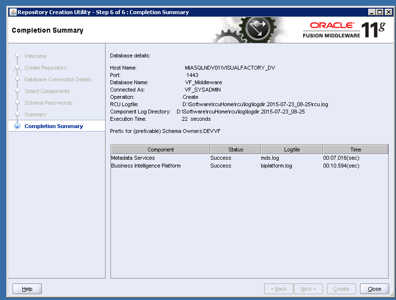 How to create Multiple OBIEE instances on the same Server Machine