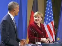 Выступление Барака Обамы в Берлине