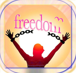 Wolność - FREEDOM - Czas zdjęcia kajdan - Jesteś Wolną Istotą - DuchowyUzdrowiciel