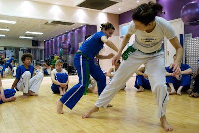 ¿La capoeira es un deporte?