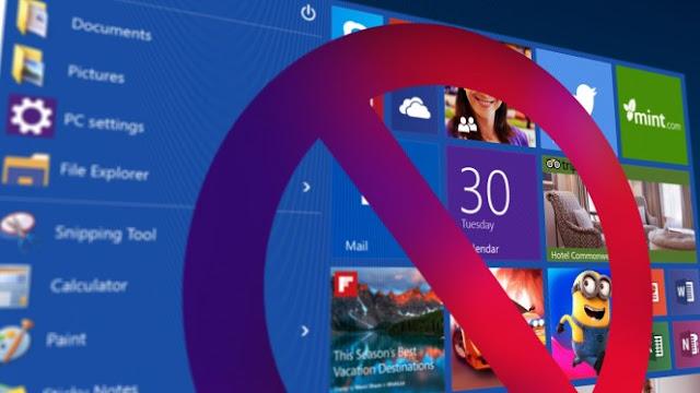 """""""Dualbooter's não esqueçam de desativar o Keylloger do Windows 10 em..."""