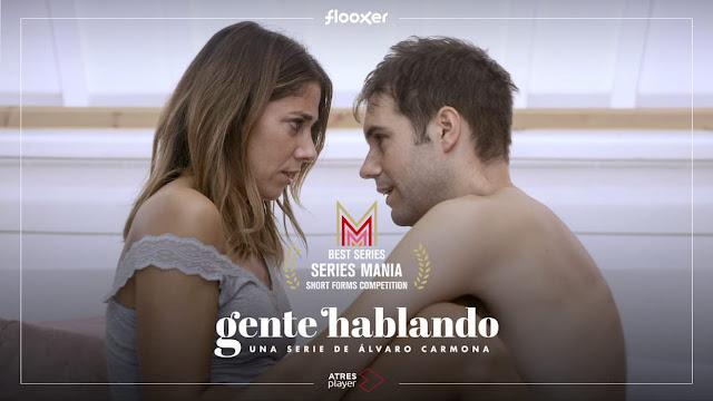 Gente Hablando, Álvaro Carmona, Flooxer, Series