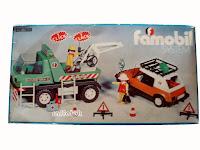 famobil 3473 camion grua