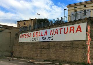 bolognano joseph beuys guia De roma - Santo de casa não faz milagre - Joseph Beuys em Bolognano