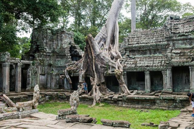 Camboya Angkor Thorm