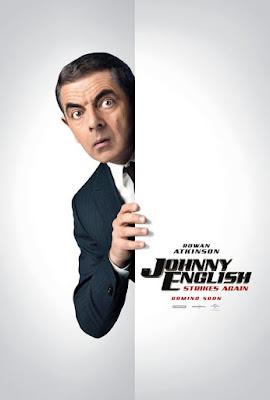 Johnny English Strikes Again Movie Poster 9