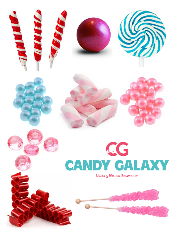 Giveaway | Party Candy & Sweet Bar Shopping Spree