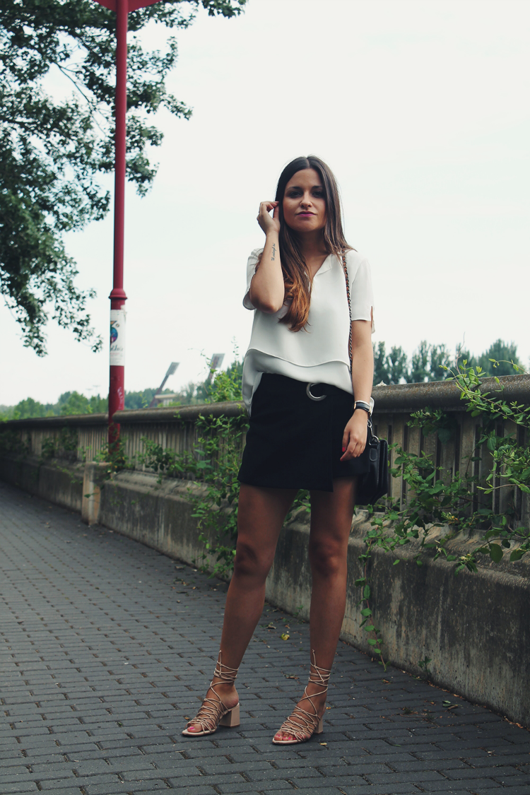 Looks para ir a trabajar en verano blog de moda