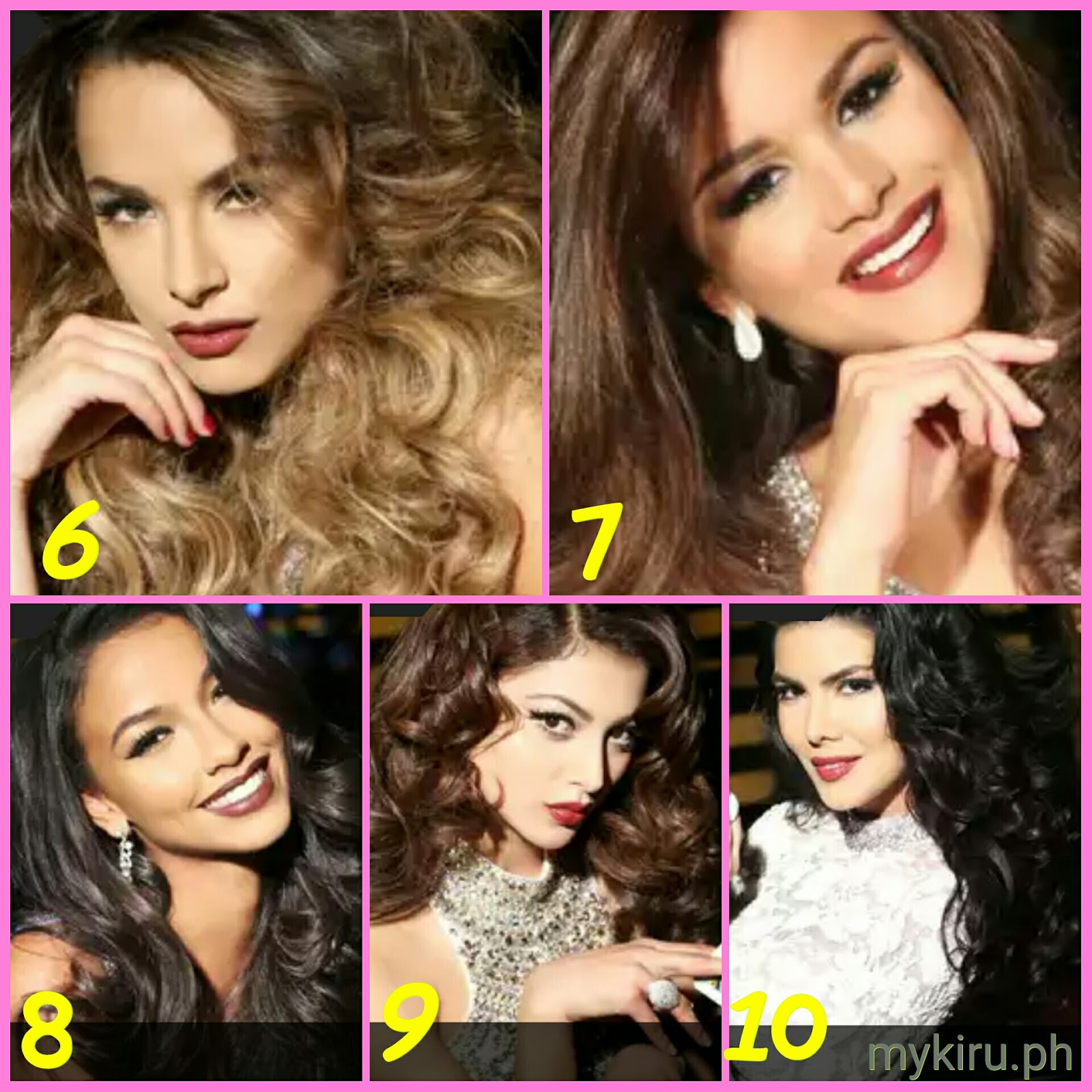 Miss Universe 2015 Winner Predictions: Miss Philippines FTW