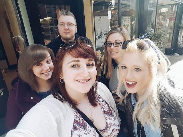 Canterbury Blogger Meet