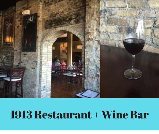 1913 Restaurant and Wine Bar Date Night in Roselle, Illinois