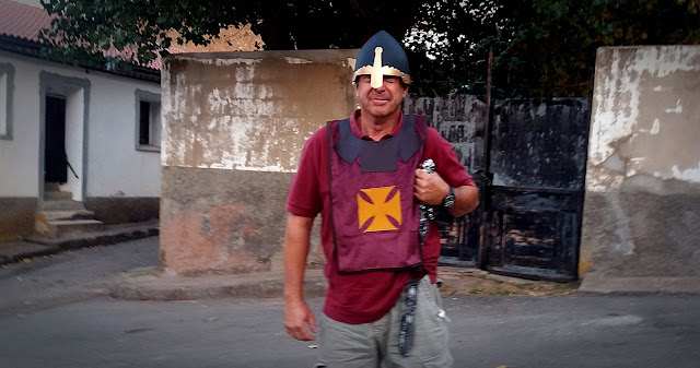 AlfonsoyAmigos - Camino del Cid