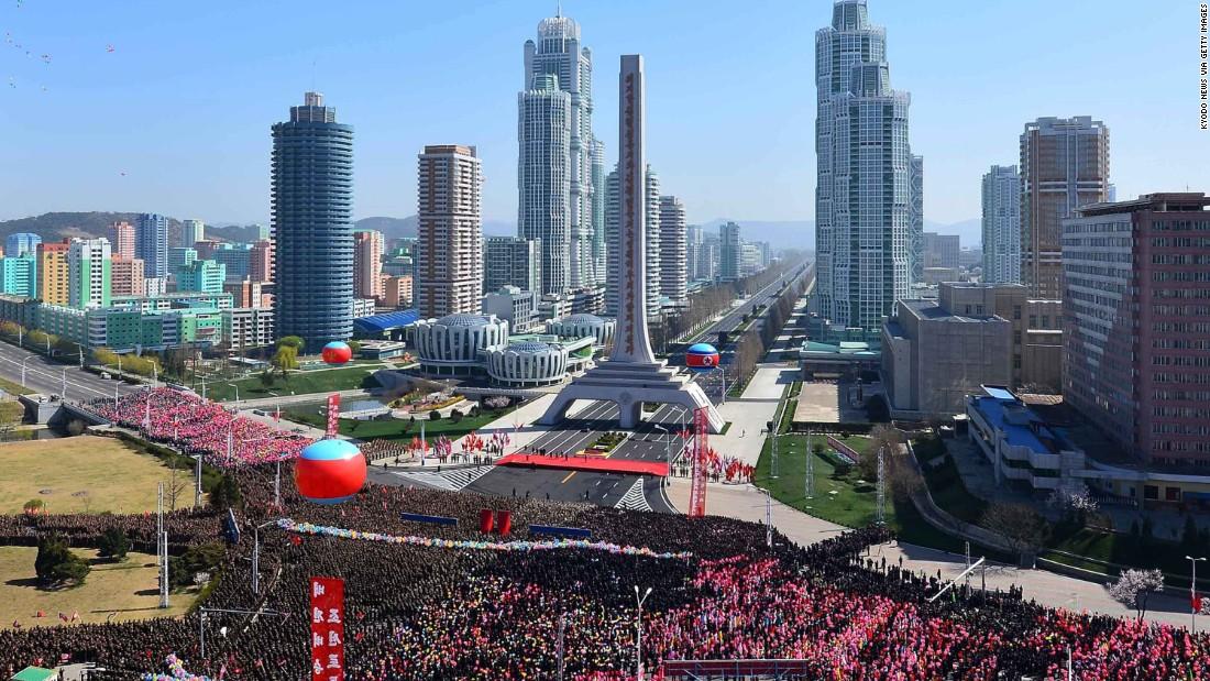 北朝鮮との国境の最寄り「都羅山駅」が ...