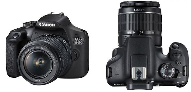 DSLR Terbaru Canon EOS untuk Pemula