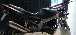 Forsale Suzuki GS 500cc Twin Silinder.. hidup normal..