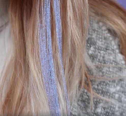 Foamo Holographyc Hair Foam