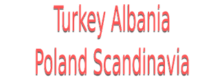 Albania Scandinavia Turkey TRT POLSAT HD Kino
