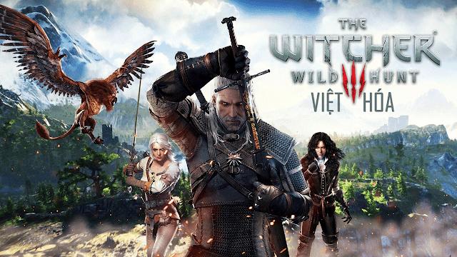 Link Tải Game The Witcher 3 Việt Hóa Miễn Phí