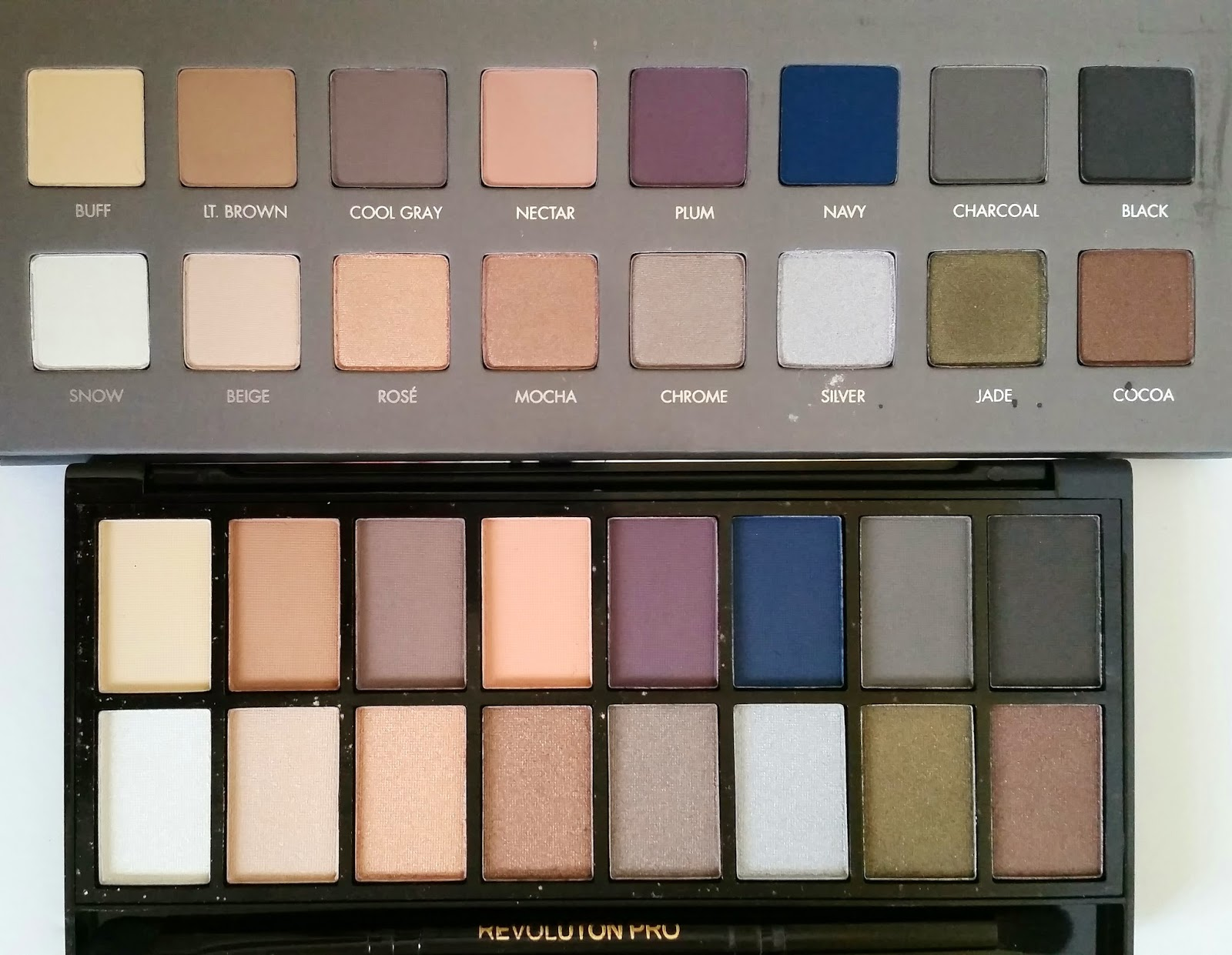 Makeup Revolution Iconic Pro 2 Review And Swatches The Budget Beauty Blog