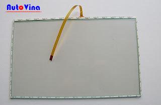 Bán kính cảm ứng, thay tấm cảm ứng màn hình Siemens Smart1000 6AV6648-0AE11-3AX0