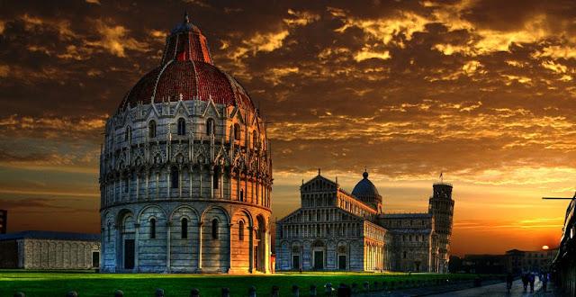 Quantos dias ficar em Pisa