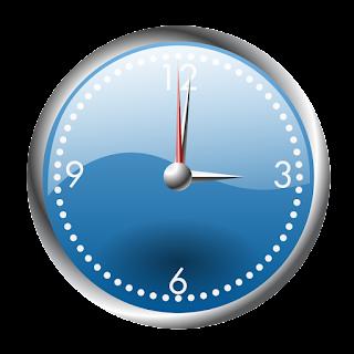 mẫu vector đồng hồ cho bạn tham khảo