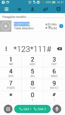 dial paket yellow indosat