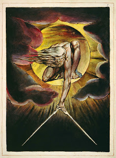 William Blake's painting The Ancient of Days (1794)