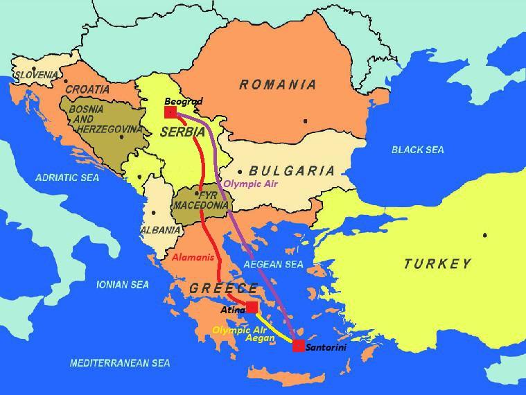karta grcke santorini Putriota: Santorini karta grcke santorini