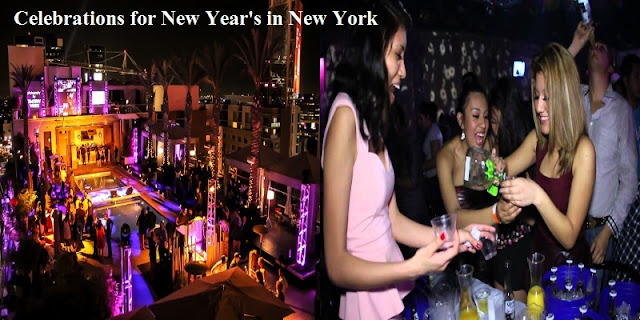 New York Best Hotel Parties