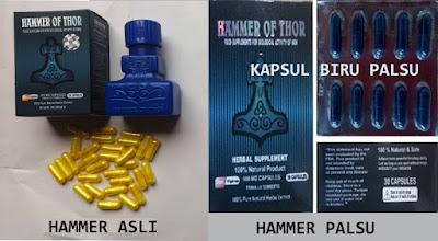 Obat Kuat Hammer Of Thor Asli