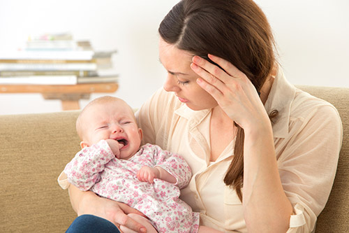 ما هو علاج الإسهال عند الأطفال؟