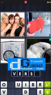 4 Immagini 1 Parola livello 82