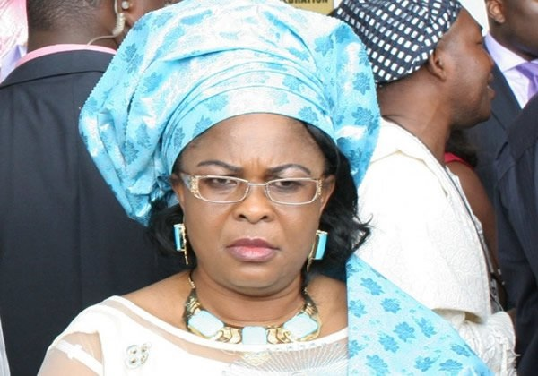 Patience Jonathan Will Not Go Scot-Free - EFCC Blows Hot Against Ex First Lady...See New Details