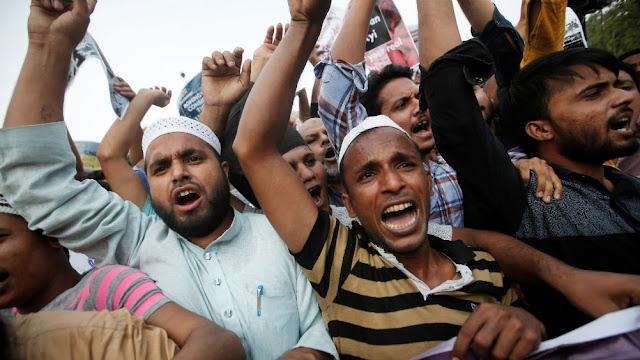 रोहिंग्या मुसलमानों को लेकर अब नागालैंड पुलिस की खुफिया इकाई ने एक खुलासा किया है।