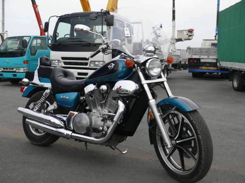 Honda Silver Spring >> kawasaki: kawasaki vulcan 1500