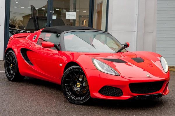 Ficha Técnica: Lotus Elise Sport 220 (2018)