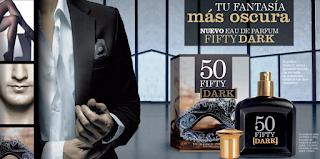 dark fifty, perfume afrodisíaco masculino de millanel sj