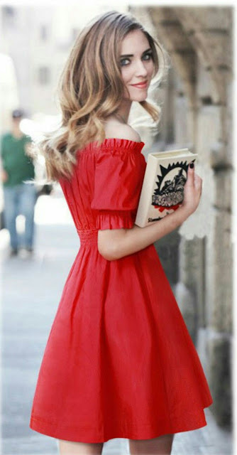 Attractive dress