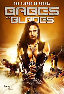 Babes With Blades 2018 Custom HDRip NTSC Sub