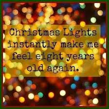 inspirational Christmas quotes with lights