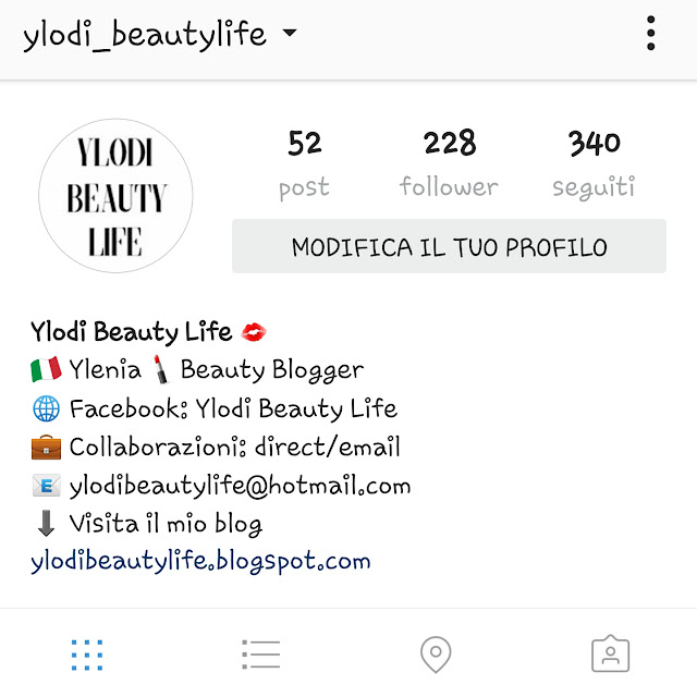 ylodi beauty life instagram blog
